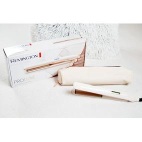 Alisadora (plancha) Pro Therma Luxe Delgada Remington S-9100