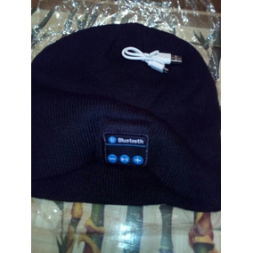 Chapéu Boné Gorro Touca Bluetooth Original