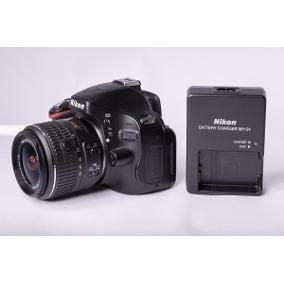 Câmera Nikon D5100 Usada Em Excelente Estado