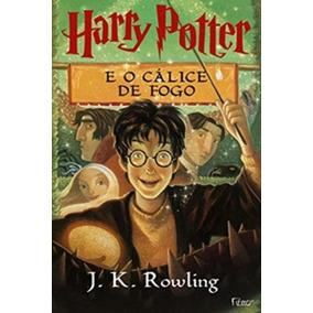 Harry Potter E O Cálice De Fogo - Rocco