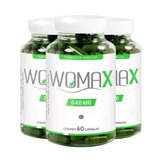 Womax Capsulas 6 Frascos Frete Gratis