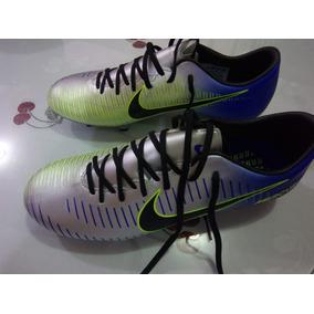 Taquetes Nike Mercurial - Tacos y Tenis de Fútbol en Mercado Libre ... deb05c8ec593f