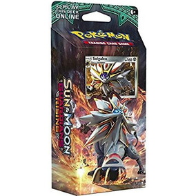 Pokemon Decks Originales Sol Y Luna Albores De Guardianes