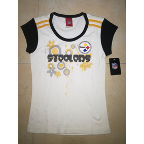 Pittsburgh Steelers Playera Para Dama en Mercado Libre México 3dc50aa471c