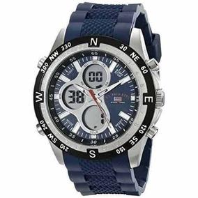 f97794c6f13 Relógio Original U.s. Polo Assn. Mens Usc50004 Genuine Leat ...