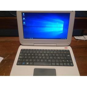 Laptop Letras Rojas Impecable Condiciones,windows 10