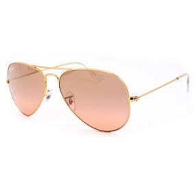 Óculos De Sol Ray-Ban Aviator Sem lente polarizada no Mercado Livre ... 8d841f4d98