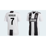 Camiseta Cr7 Juventus Al Mayor Y Detal