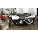 Sucata De Moto Original Yamaha Drag Star 650 Ano 2004 04