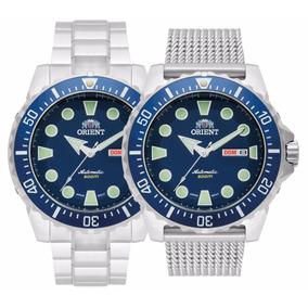 1ed3a9cb1cc Relógio Orient Masculino 469ss073 Scuba Diver 500m Poseidon