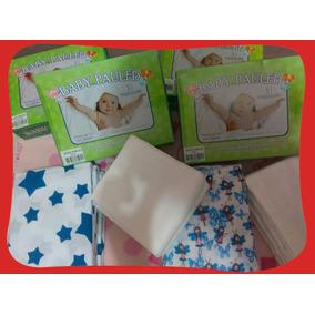 Pañales De Tela Baby Paulet -3 Unidades