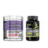 Alpha Amino Cellucor Bcaa Musclepharm Xtend Decanate Import