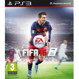 Fifa 16 + Ultimate Team Ps3