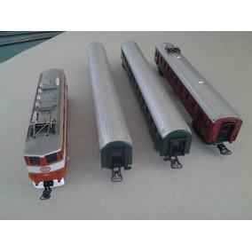 Ruca Set Esquema De Los Ferrocarriles Suizos Lima - Jouef H0