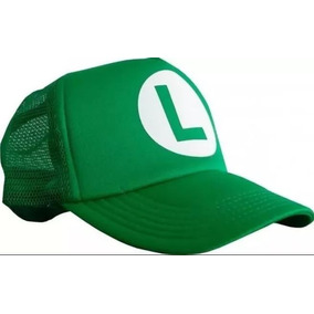 Gorra De Luigi Bros! Envío Gratis! Tiempo Limitado.