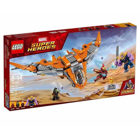 Lego Marvel: La Batalla Definitiva