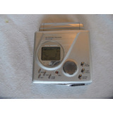 Mini Disc Sharp Md-mt90 S Reproductor Y Grabador