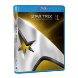 Blu-ray Star Trek Jornada Nas Estrelas 1ª Primeira Temporada