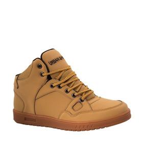 Tenis Casual Tipo Bota Urban Shoes 8104 Id-160600