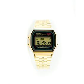 Reloj Casio Retro Vintage Color Dorado/oro Hombre Classic