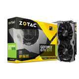 Tarjeta De Video Zotac Geforce Gtx 1070 8gb Mini