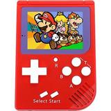 Consola Tipo Gameboy 129 Juegos Nintendo Nes Retro