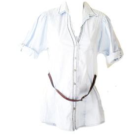 4044d85a2a Blusa-camisa Rayas Mod Juvenil Niña Adolescente Talla 16