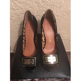 3ee10f231cb56 Sapato Ana Hickmann Salto E - Sapatos no Mercado Livre Brasil