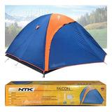 Barraca Acampamento Camping 2 Pessoas Nautika Impermeavel