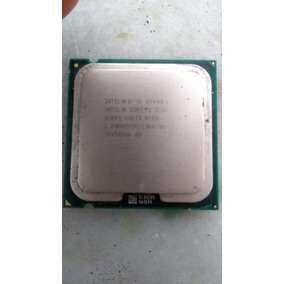 Processador Core Duo 2.8 Ghz 1066 Mhz 3 Mega De Cache