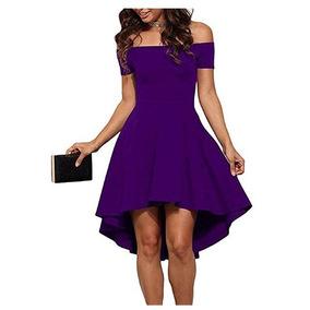 c78067640e Vestido De Sears Para Fiesta Ninos Vestidos Noche Mujer - Vestidos Violeta  en Baja California en Mercado Libre México