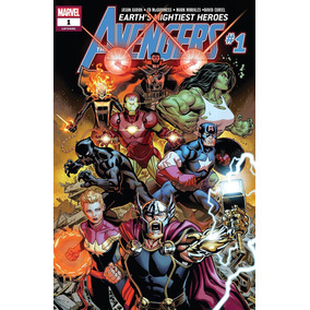 Avengers #1 (2018) Marvel Lgy#691