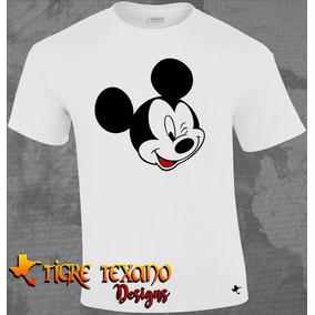 Playera Mickey Mouse Mod. 03 By Tigre Texano Designs
