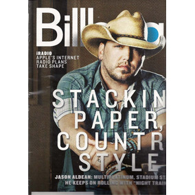 Revista Billboard: Jason Aldean / Nelly Furtado / Pet Shop B