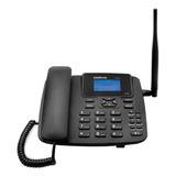 Telefone Celular Rural De Mesa Cf4202 Intelbras Sub Cf5002