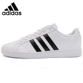 Tenis Originales adidas Neo Blancos Unisex