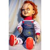 Chucky Muñeco Gigante! 75cm!, Onda Freddy, Jason, Myers, Fx