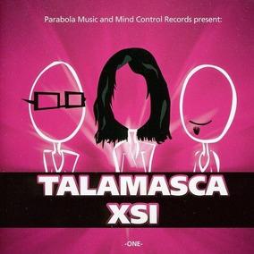 Talamasca Xsi One Cd Nuevo Importado