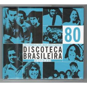 cd discoteca brasileira anos 60 70 80 e 90
