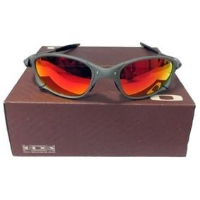 Oculos Juliet Oakley Double X Gold Bad Man Penny Metal Polar 34b350632e