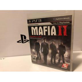 Jogos De Ps3 Mídia Física(cd) Mafia 2