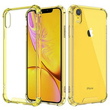 Moko Compatible With Iphone Xr Case, Crystal Clear Reinforce
