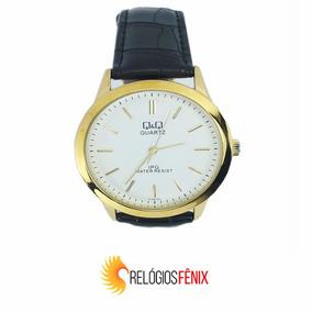 42eb16f2a02 Relógio Q Q Pulseira De Couro - Relógios no Mercado Livre Brasil