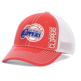 0224f03612449 Gorra Los Angeles Clippers Nba adidas Zona Malla Elástica