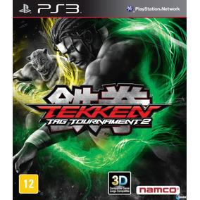 Jogo Tekken Tag Tournament 2 Playstation 3 Ps3 Frete Grátis