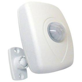 Sensor De Presença Com Fotocélula Qa23m - Sobrepor Teto