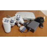 Play Station 1,ch1p,10 Juegos,2 Controles,memory Card