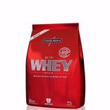 Nutri Whey Refil Isolado 907g - Integralmedica