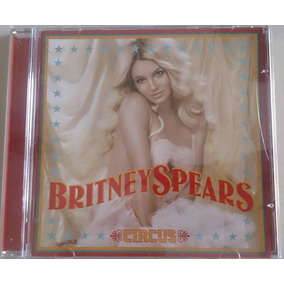 Cd - Britney Spears - Circus