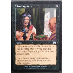 Magic: The Gathering - 1x Chantagear